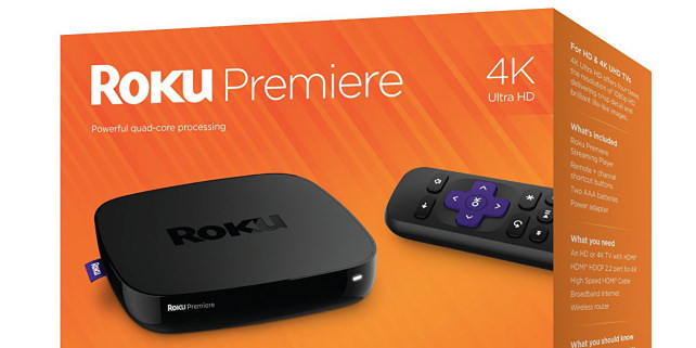 Roku Premiere Ultra 4K