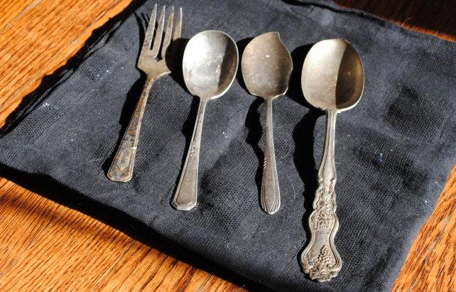 Rusty Silverware