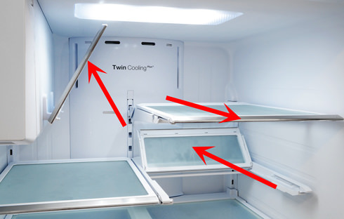 samsung rf31fmesbsr refrigerator review. Black Bedroom Furniture Sets. Home Design Ideas