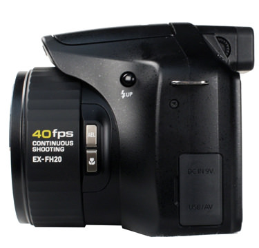Casio exfh20 отзывы