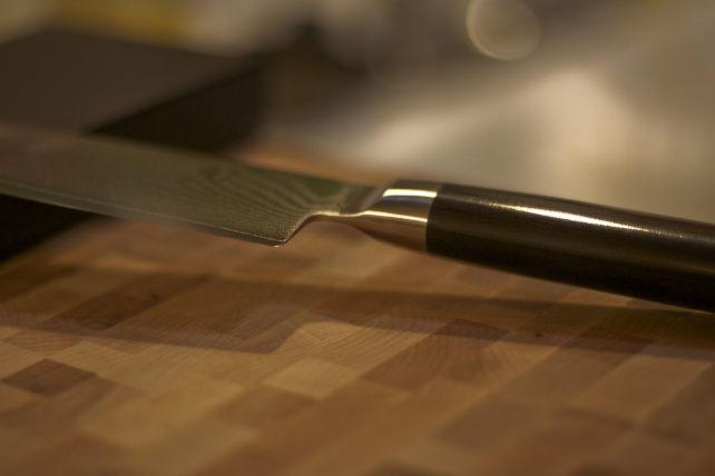 Knife Bolster