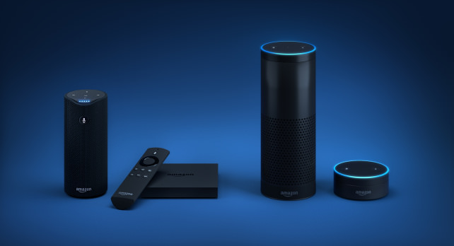 Amazon Alexa Product Family