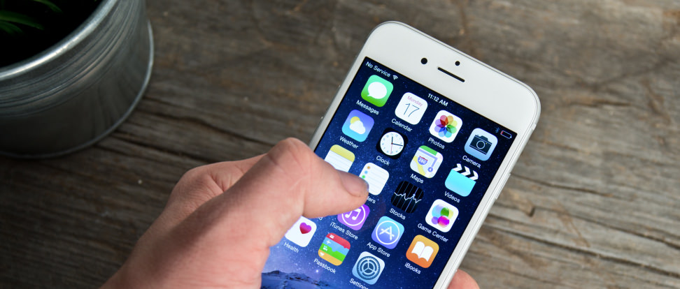 Apple iPhone 6 Handling