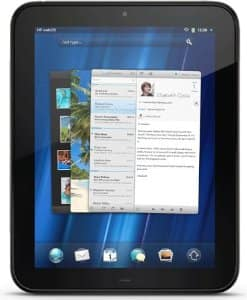 Product Image - HP Touchpad