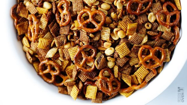 Instant Pot Chex Mix