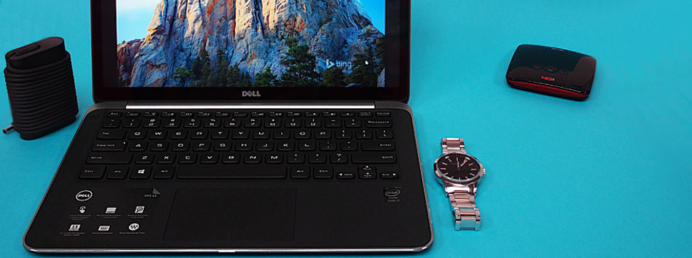 Product Image - Dell XPS 13 (Haswell)