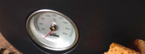 Combekk thermometer