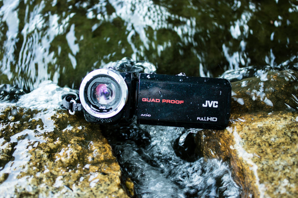 Product Image - JVC GZ-R10