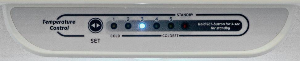 Insignia NS-RTM18 Controls