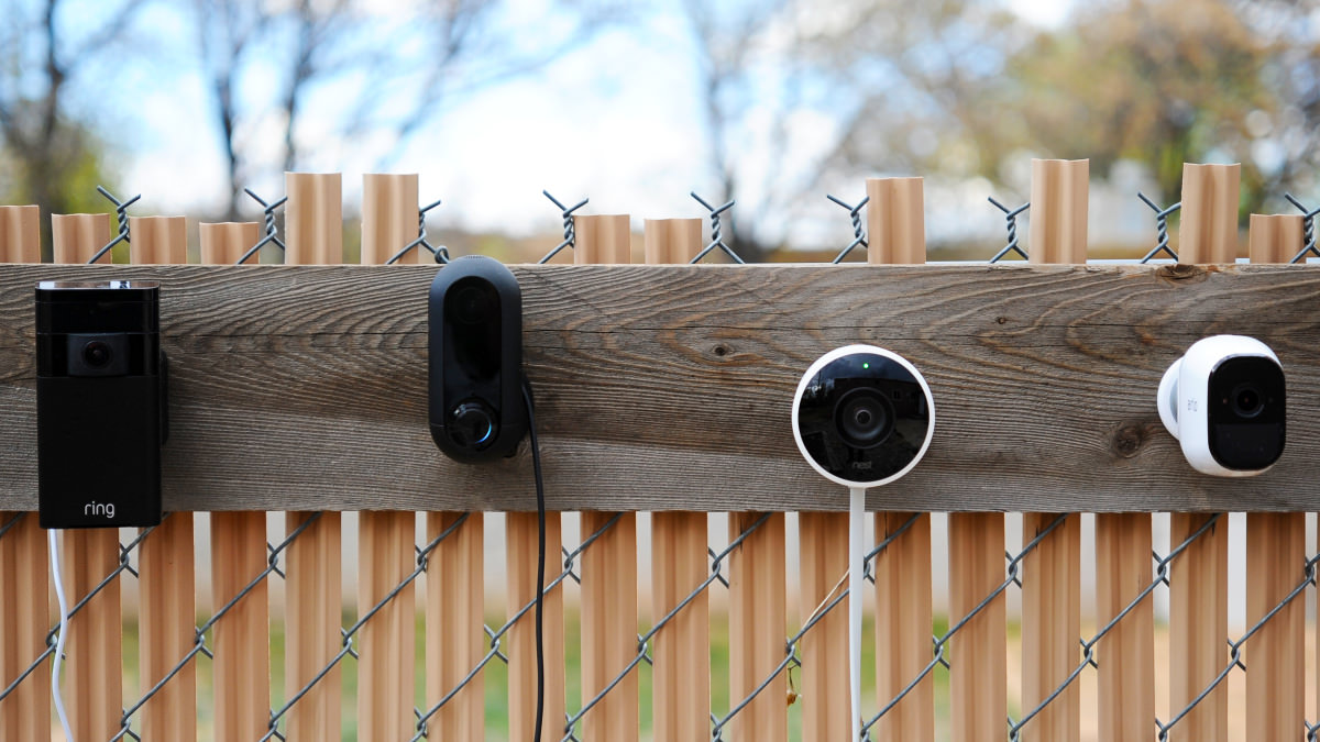 The Best Smart Outdoor Security Cameras Of 2018 Reviewed