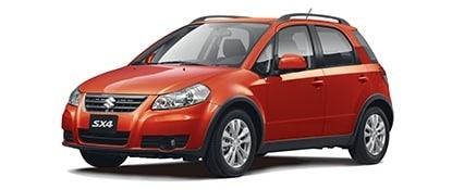 Product Image - 2013 Suzuki SX4 Crossover Tech Value Pkg