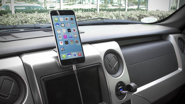 Scosche USB Car Charger