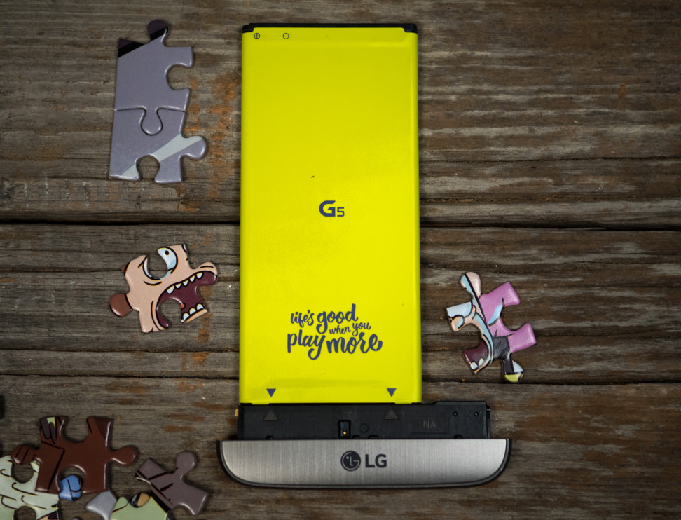LG G5 Removable Battery