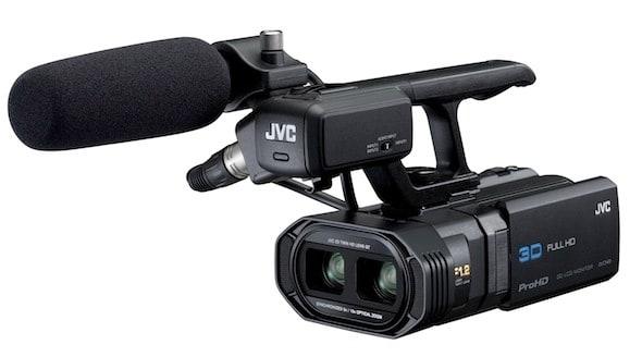 Product Image - JVC GY-HMZ1U