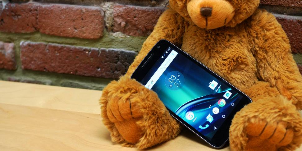 Product Image - Motorola Moto G4 Play