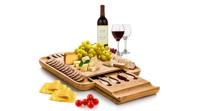 Bambüsi Cheese Board