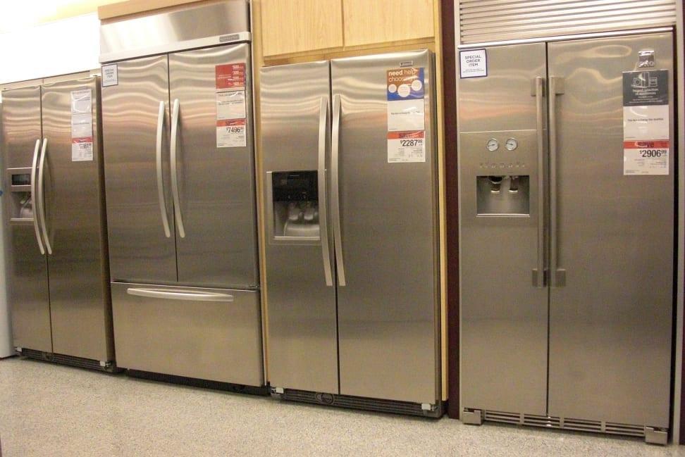 High-End Refrigerators