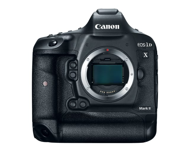 Canon EOS 1D X Mark II Front