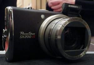 Product Image - Canon PowerShot SX200 IS