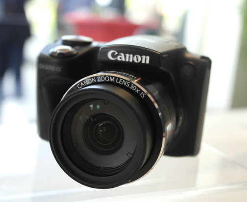 Product Image - Canon  PowerShot SX500 IS