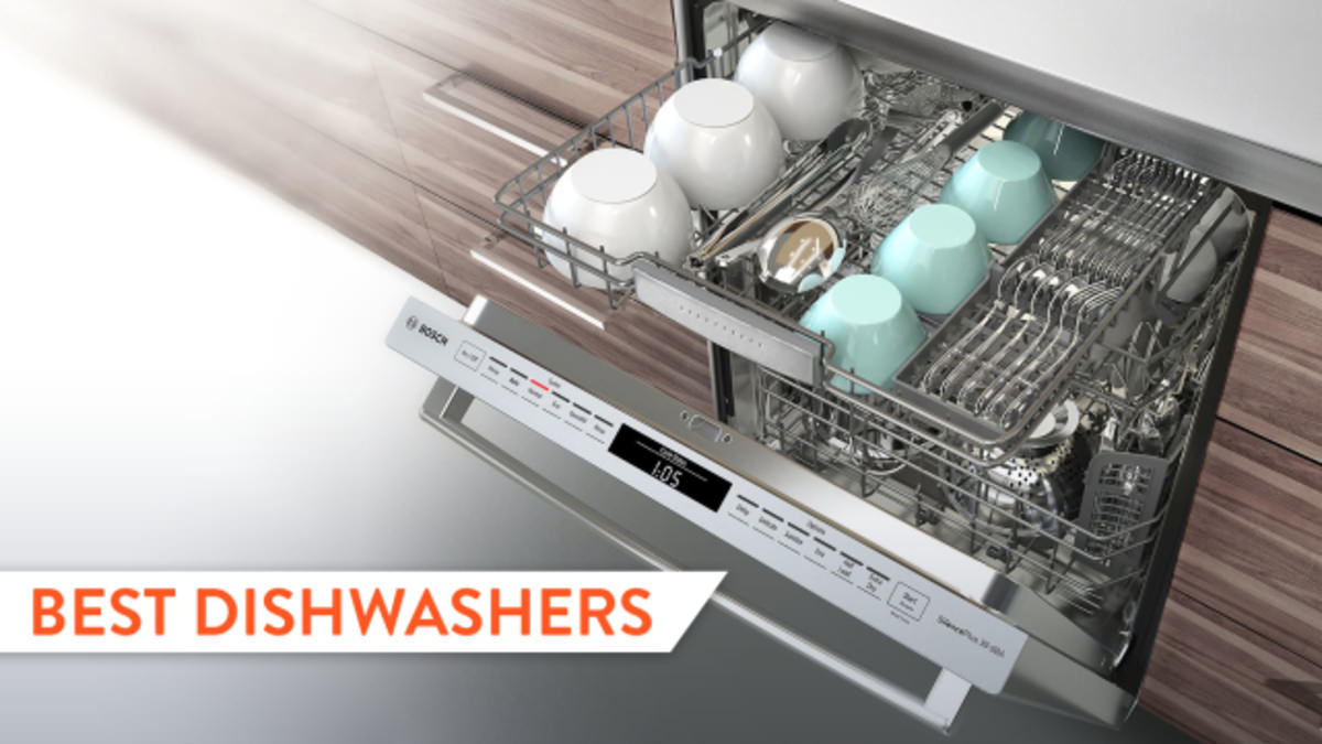 The Best Dishwashers Of 2017 Reviewed Com Reviewed Com