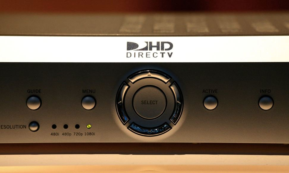 DirecTV cable set top box